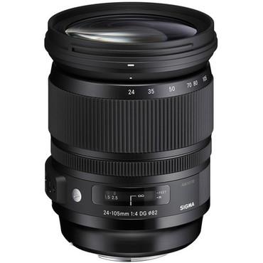 Sigma 24-105mm F/4 DG OS HSM ART Lens for Nikon