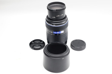 Pre-Owned Olympus Zuiko 4/3rds 70-300 f/4-5.6