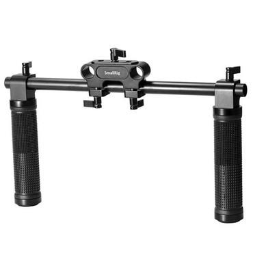 SmallRig CoolHandles V5 for 15mm DSLR Shoulder Rig 998