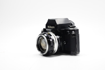 Pre-Owned - Nikon F2  w. DP-1 Photomic finder &50mm f1.4 NON-AI