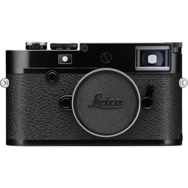 Leica M10-R Digital Rangefinder Camera (Black Paint Finish)
