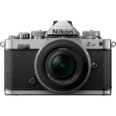 Nikon Z - fc Mirrorless Digital Camera with 16-50mm Lens