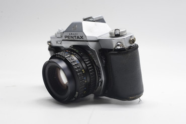 Pre-Owned - Pentax K2  With 50mm f/2 Lens film camera