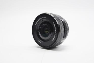 Pre-Owned - Sony 16-50mm F/3.5-5.6 OSS Alpha E-Mount  Zoom Lens