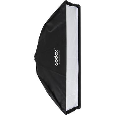 "Godox Softbox with Bowens Speed Ring (19.7 x 51.2"") 50x130cm"
