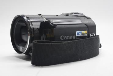 Pre-Owned Canon Vixia HF S21 Dual Flash Memory Camcorder