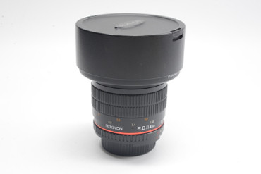 Pre-Owned Rokinon14mm F/2.8 IF ED F/Nikon