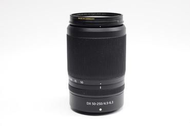 Pre-Owned Nikon Z - Z DX 50-250mm f/4.5-6.3 VR Lens