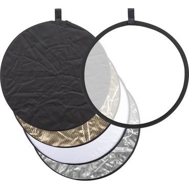 Godox 5-in-1 Soft Gold, Silver, Black, White, Translucent - 100x150cm