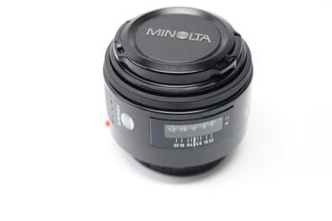 Pre-Owned Minolta 50mm f/1.7 Maxxum AF
