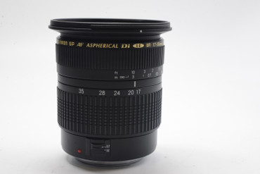 Pre-Owned - Tamron 17-35MM F/2.8-4 Di IF LD Af Canon