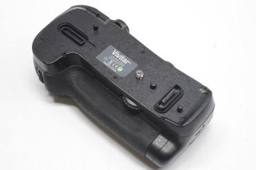 Pre-Owned - Vivitar MB-D18 Pro Series Multi-Power Battery Grip for Nikon D850 DSLR Camera