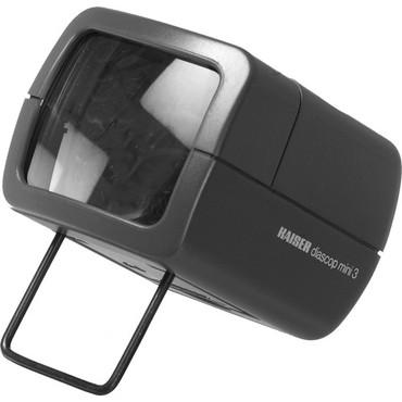 Kaiser Diascop Mini 3 with 3x Lens and Folding Arm