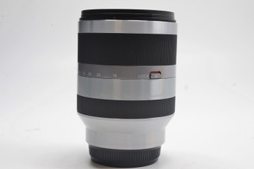 Pre-Owned  Sony 18-200Mm F/3.5-6.3 OSS Lens (Silver) For NEX Camera