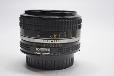 Pre-Owned Nikon Nikkor 50mm F/1.4 AI