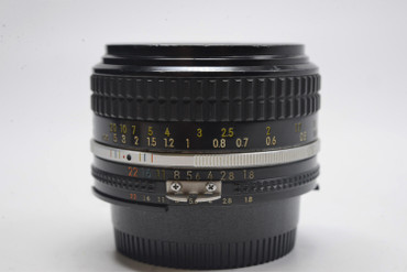 Pre-Owned Nikon Nikkor 50Mm F/1.8 AIS