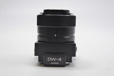 Pre-Owned Nikon DW-4 6x Magnification Finder for Nikon F3