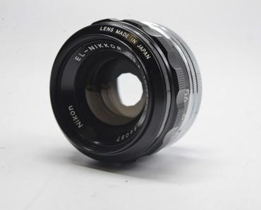 Pre-Owned - Nikon 135MM  F/5.6 EL-Nikkor Enlarging Lens