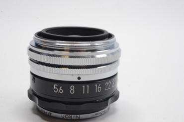 Pre-Owned 80MM EL-NIKKOR F/5.6 enlarging lens