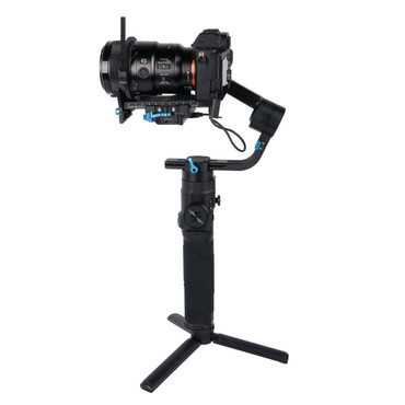 Sirui Mirrorless Camera 3 Axis Gimbal Stabilizer, Portable Light Weight