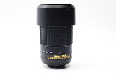 Pre-Owned - Nikon AF-P DX 70-300mm f/4.5-6.3G ED VR
