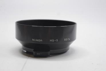 Pre-Owned Nikon HS-5 50mm F/1.4 Lens Hood