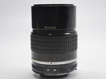 Pre-Owned - Nikon 135Mm F/2.8 AIS Manual focus