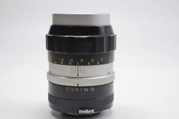 Pre-Owned - Nikon Nikkor-Q 135mm F/3.5 NON-AI