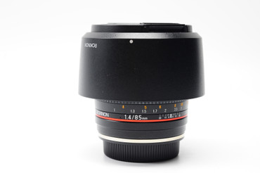 Pre-Owned Rokinon 85Mm F/1.4 AS IF UMC for Canon EF