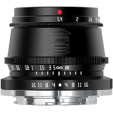 TTArtisan 35mm f/1.4 Lens for Sony E (Black)