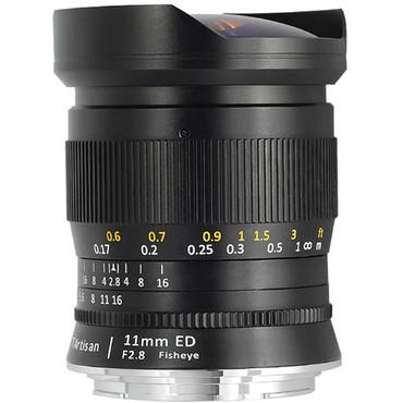 TTArtisan 11mm f/2.8 Lens for Canon RF
