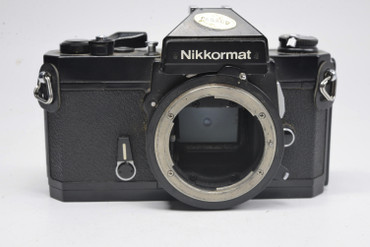Pre-Owned - Nikon  Nikkormat FT2 film camera body only