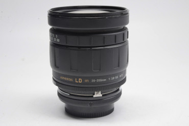 Pre-Owned - Tamron 28-200mm F/3.8-5.6 Aspherical LD IF with Adaptal for Canon