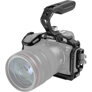 "SmallRig ""Black Mamba"" Camera Cage Kit for EOS R5 & R6"