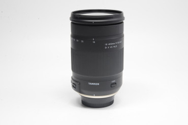 Pre-Owned - Tamron 18-400mm f/3.5-6.3 Di II VC HLD Lens for Nikon AF