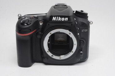 Pre-Owned - Nikon D7100 DSLR with 18-140mm f/3.5-5.6