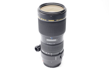 Pre-Owned Tamron Auto Focus 70-200mm f/2.8 Di LD IF SP Macro Lens for Canon