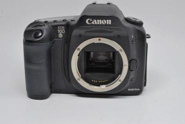 Pre-Owned - Canon Eos 10D 6.3 MP Digital  camera