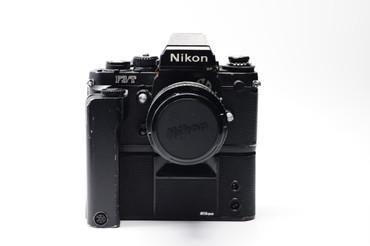 Pre-Owned - Nikon F3/T HP w/ 50mm F/1.4 AI Lens, MD-4 Motor Drive (Black Body Only)