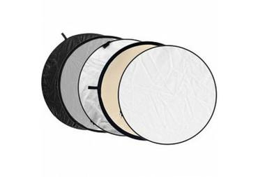Godox 5-in-1 Soft Gold, Silver, Black, White, Translucent - 110cm