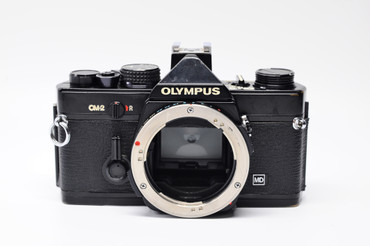 Pre-Owned - Olympus OM-2 Black w/ 50mm f1.8 F.Zuiko