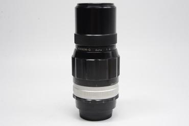 Pre-owned Nikon Nikkor-Q 200mm f/4 Non-AI MF lens