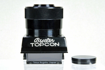 Pre-Owned - TOPCON, BESELER 6.5X HIGH MAGNIFICATION WAISTLEVEL FINDER MACRO CRITICAL FOCUS