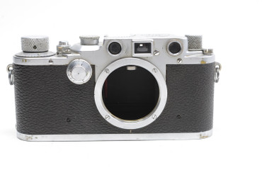 Pre-Owned Leica I (1930) (SN:366210,574403) w/ 50mm f/3.5 (Total Made:25183)