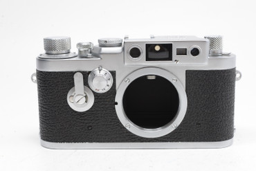 Pre-Owned - Leica IIIG (1957) (SN#:888976,1481518) w/ Summicron 50mm F/2.0 lens (Total Made: 5,000)
