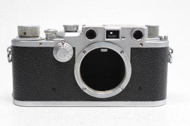 Pre-Owned - Leica IIIc (1941-42) (SN#: 384338) Body Only (Total Made:20550)