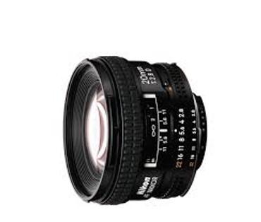 Nikon AF FX 20mm F2.8D