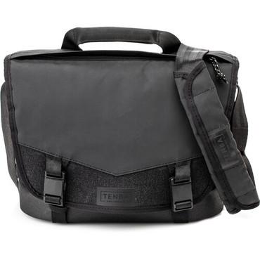 Tenba DNA 9 Slim Camera Messenger Bag (Black)
