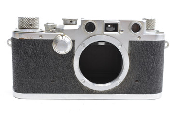 Pre-Owned Leica IIIC (1949-1950) SN# 489211 Body Only ( Total made: 15,000)