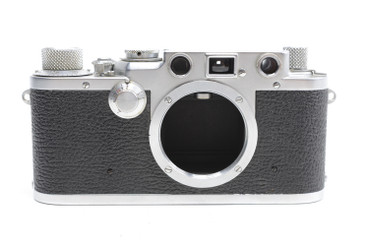 Pre-Owned Leica IIIF (1950-1951) SN#: 535248, Body Only (Total made: 15,000)